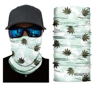 420 Face Mask Bandana - Manufactured Misprint