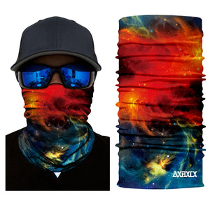 Fire Wire Rave Mask Bandana