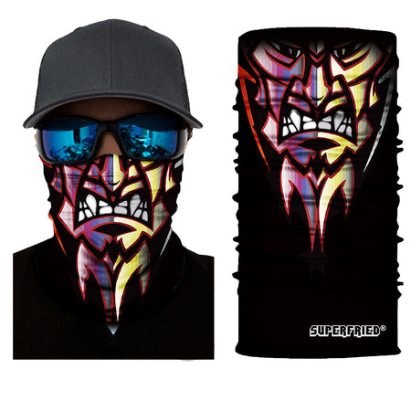 SuperFried Beast Face Mask Bandana