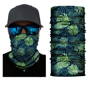 Collective Jungle Face Mask Bandana
