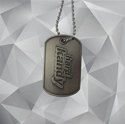 hard kandy dog tag hardstyle rave underground