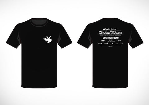 Godskitchen trance event biggest party music psytrance dj tshirt tee