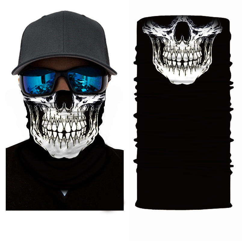 Grim Rave Face Mask Bandana - SuperFried