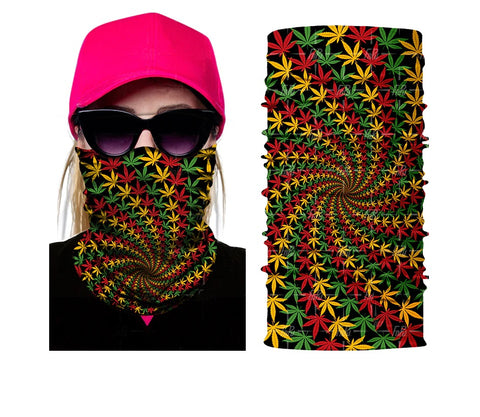 420 Rave Mask Bandana