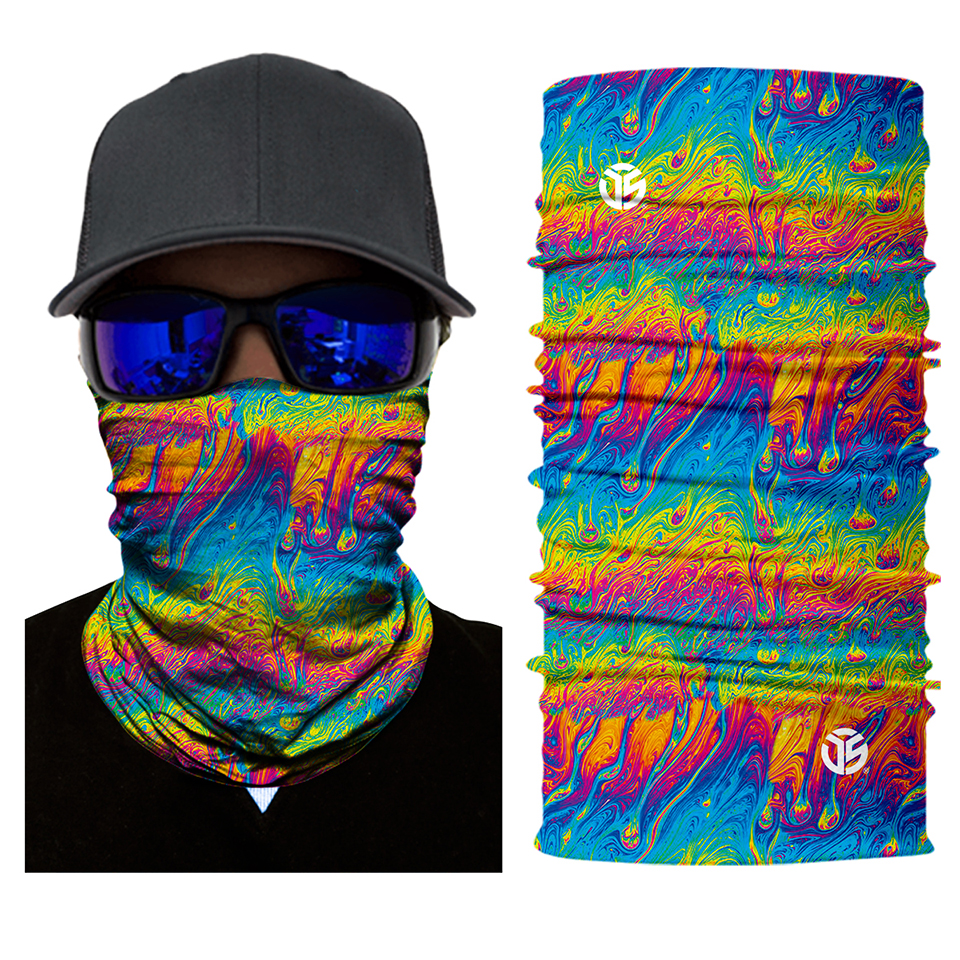 Acid Rain Rave Mask Bandana