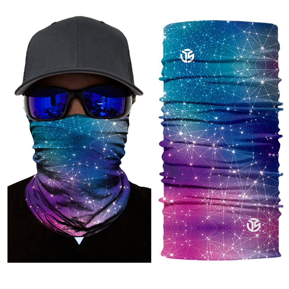 Constellation Face Mask Bandana - SuperFried