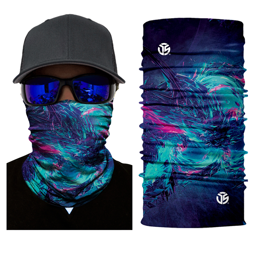 The Wave Face Mask Bandana