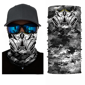 Industrial Gas Seamless Mask Bandana