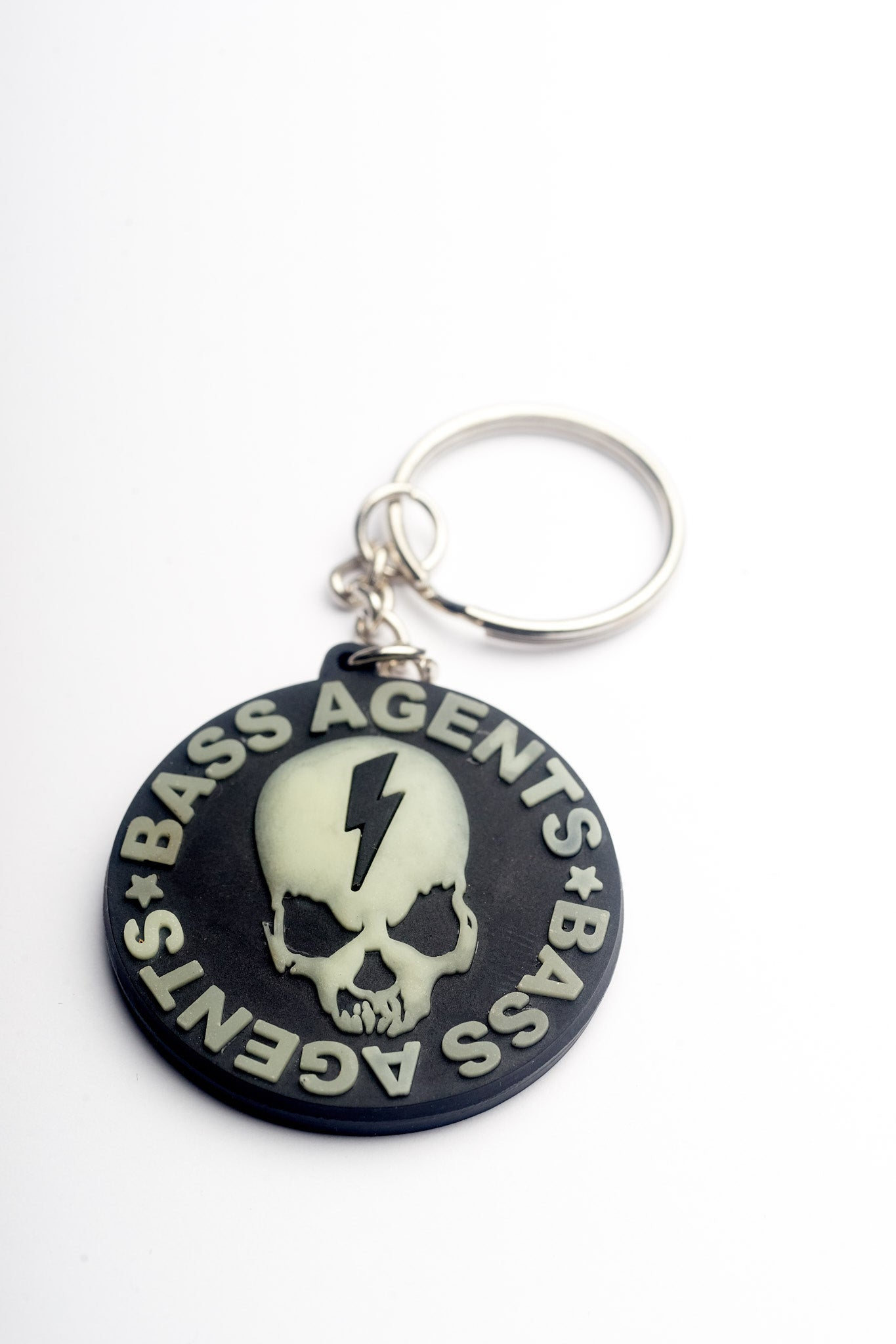Bass Agents Keyring - SuperFried