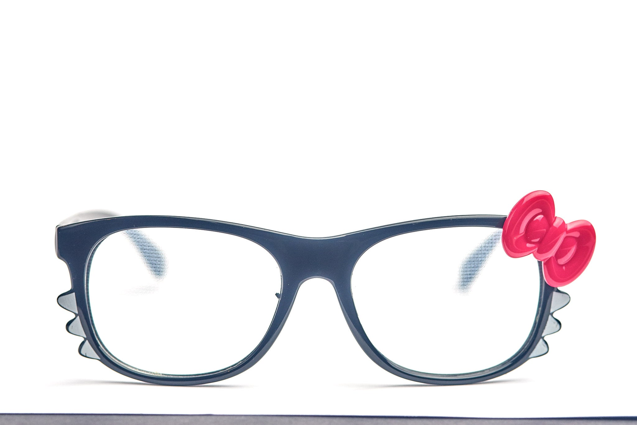 Hello Kitty Spiral Diffraction Glasses - SuperFried