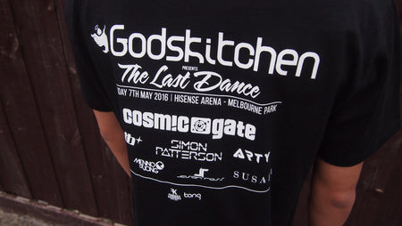 Godskitchen Tees - SuperFried
