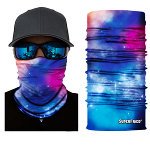 Space Gems Seamless Mask Bandana