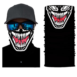 Venom Rave Face Mask Bandana - SuperFried