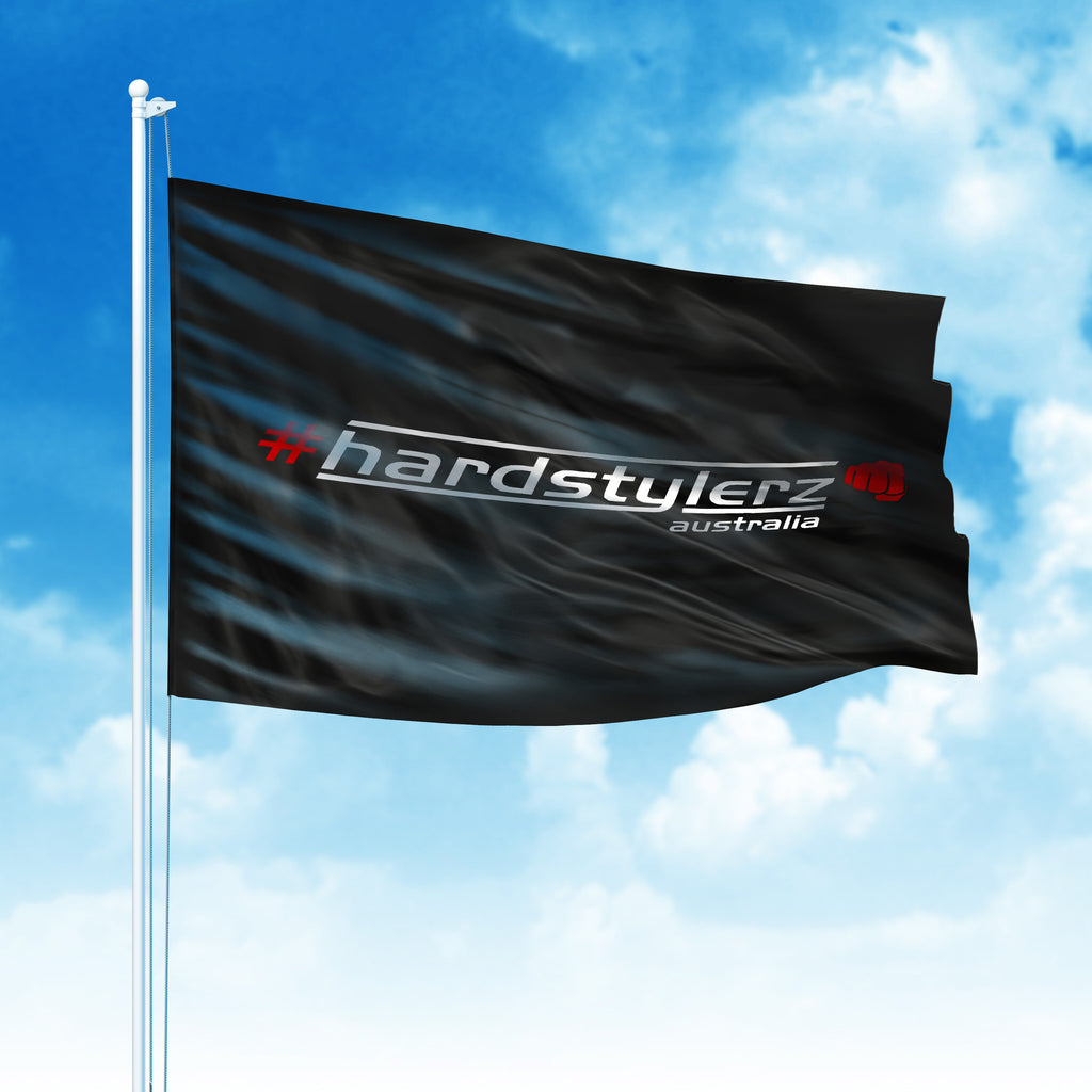 Flags - Hardstylerz Flag (MADE TO ORDER)