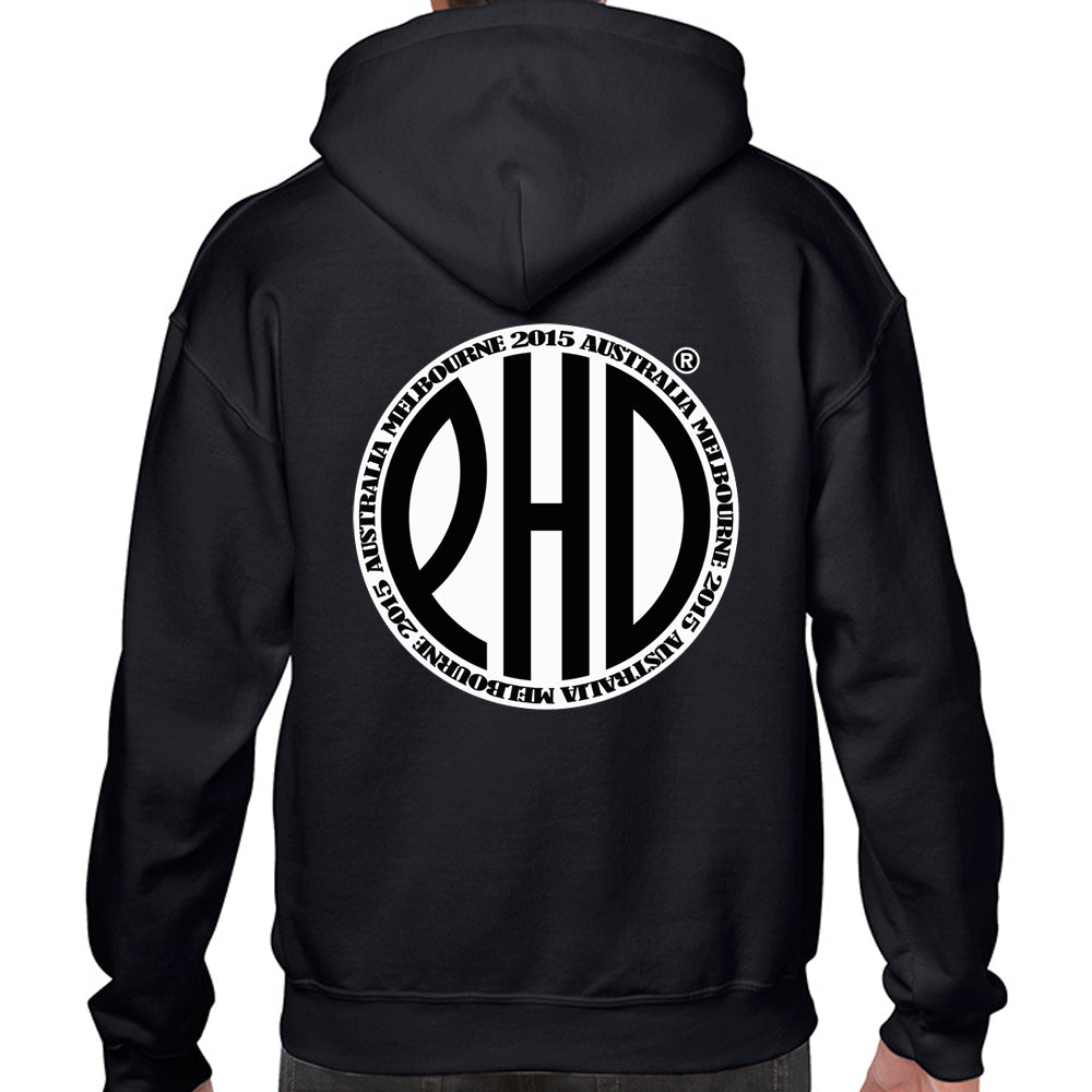 Pure Hard Dance 2014 Unisex Hoodie - SuperFried