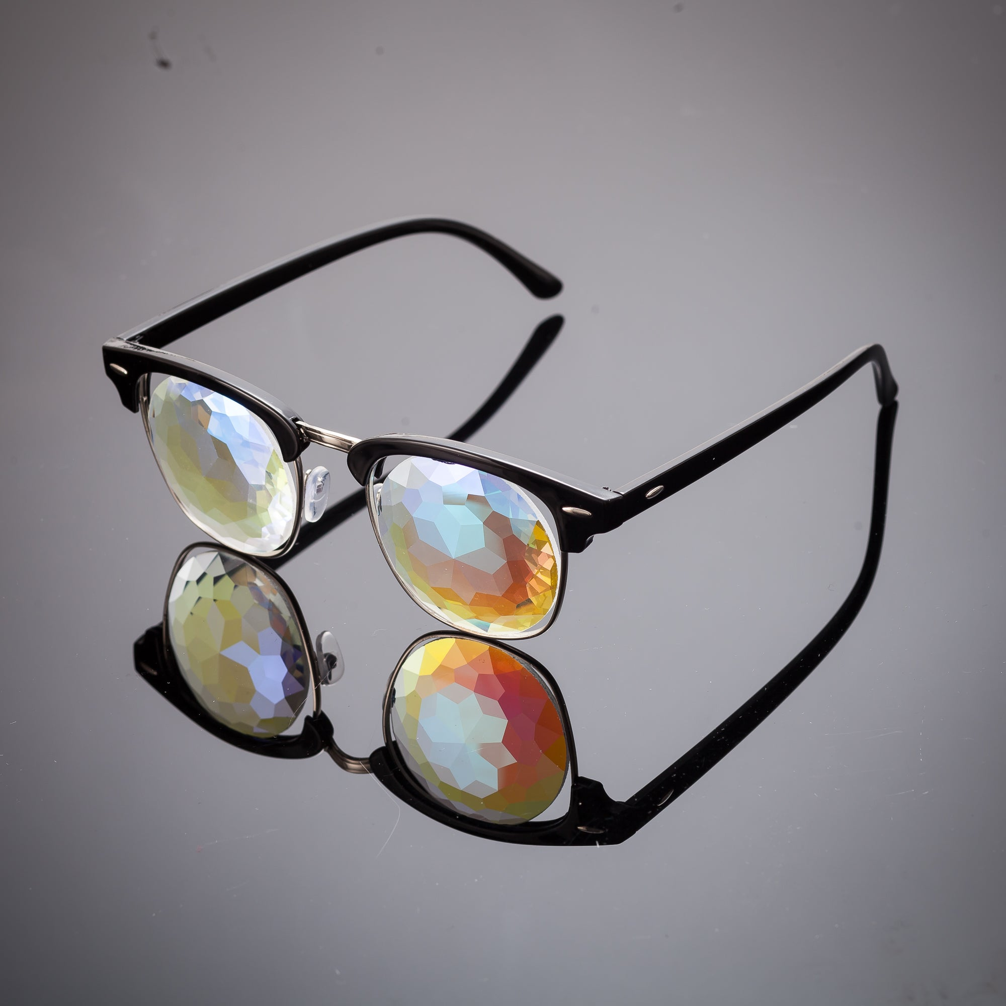Archie Kaleidoscope Glasses - SuperFried