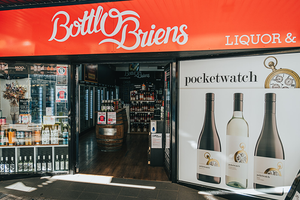 BottlO'Briens liquor store  Cronulla offers a huge variety of craft beers, wine and spirits. BottlO'Briens offers alcohol delivery sydney wide.