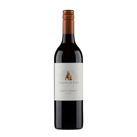 Chain of Fires Shiraz Cabernet