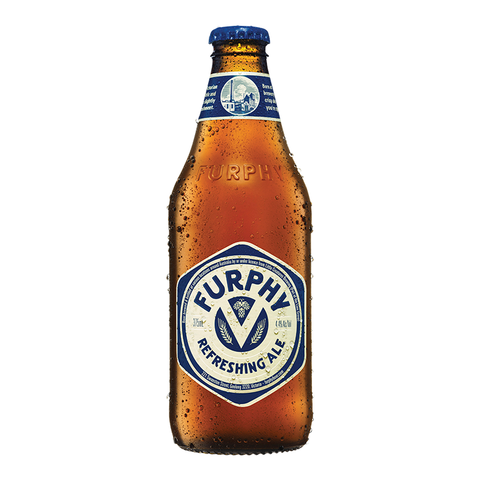 Furphy Refreshing Ale Bottles