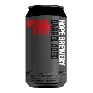 Hope Barrel Aged Imperial Stout