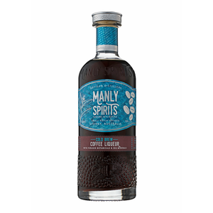 Manly Spirits Cold Brew Coffee Liqueur