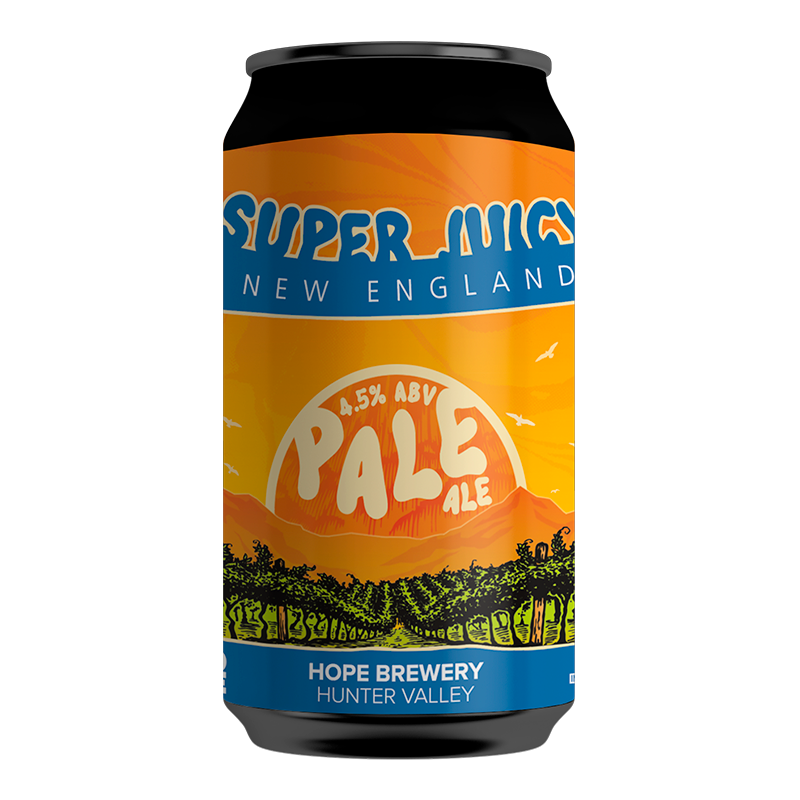 Hope Super Juicy Pale Ale