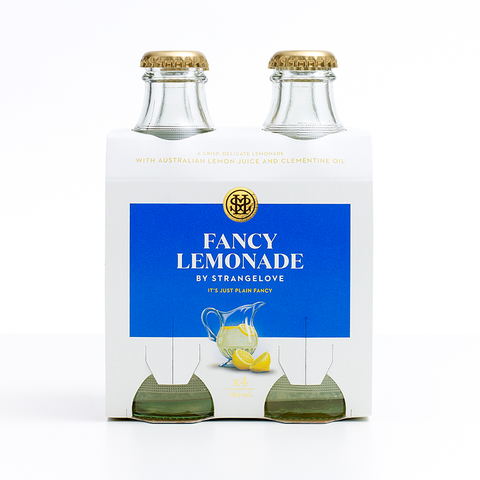 Fancy Lemonade By Stangelove