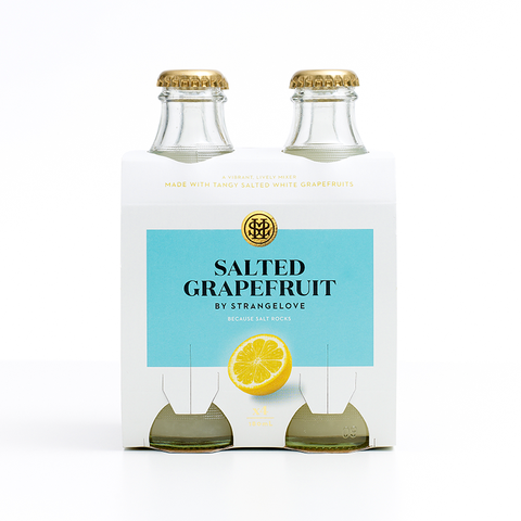 Salted White Grapefruit