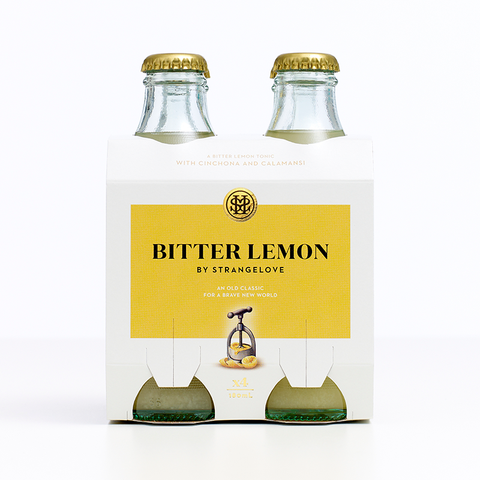 Bitter Lemon Tonic Water