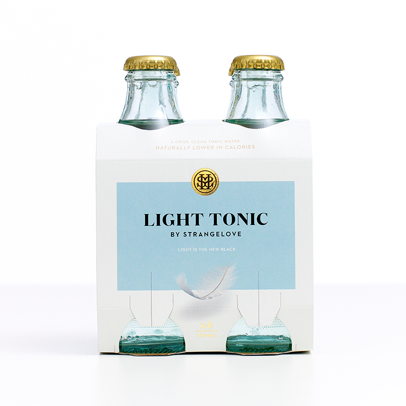 Light Tonic Water by Strangelove