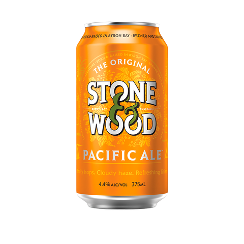 Stone and Wood Pacific Ale Cans