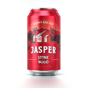 Stone and Wood Jasper Ale Cans