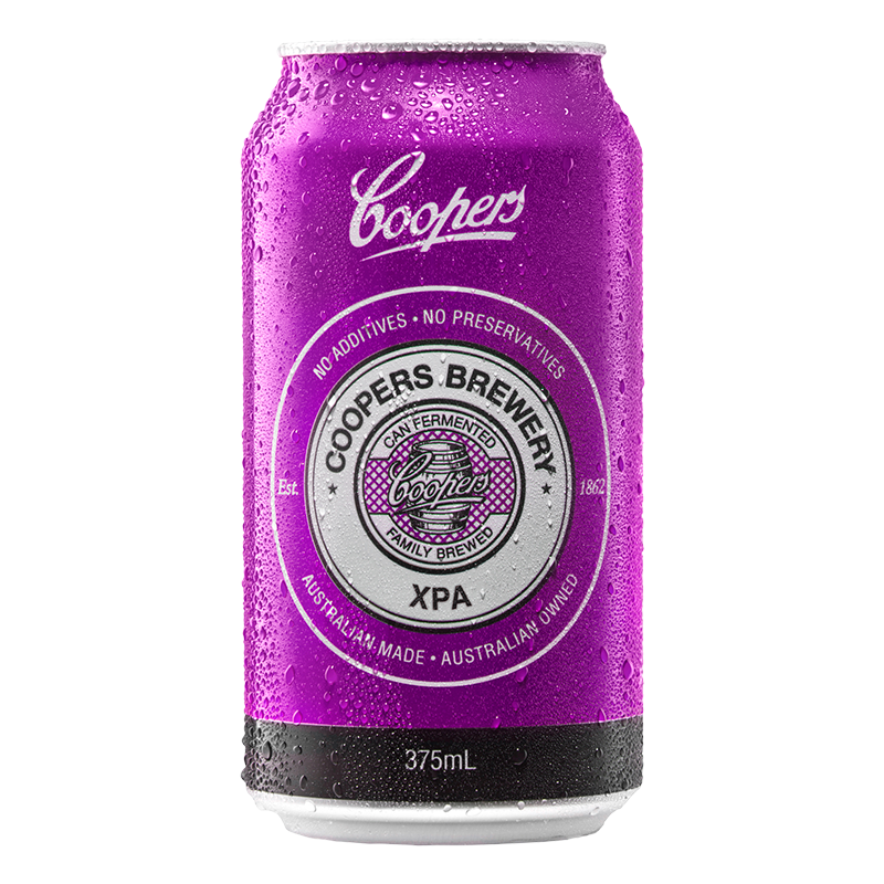 Coopers XPA Cans
