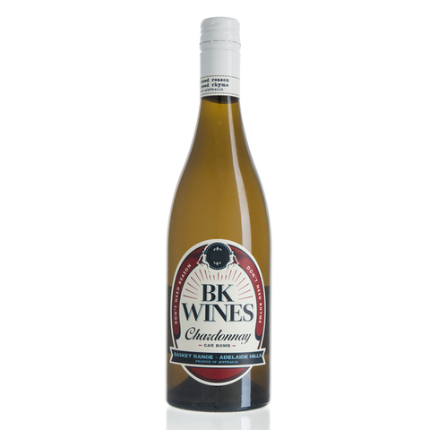 "BK Wines ""Car Bomb"" Carbonic Chardonnay"