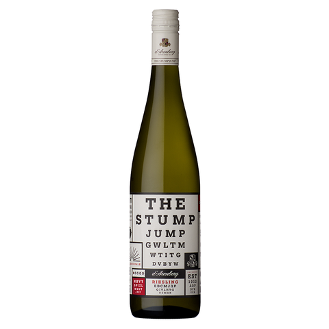 "D'arenberg ""The Stump Jump"" Riesling"