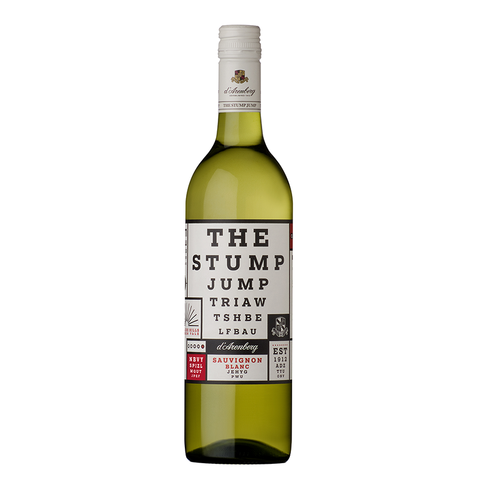 "D'arenberg ""The Stump Jump"" Sauvignon Blanc"