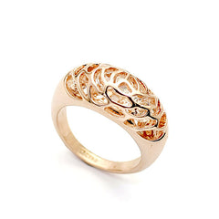 cadence rose ring rose gold