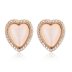 love heart alexandra earrings