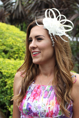 Imogen - Pzella Accessories - Fascinator