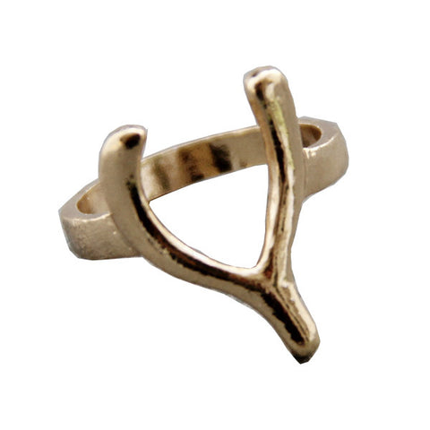 Wishbone - Pzella Accessories nickel free jewellery