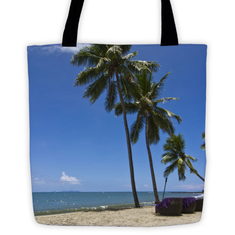 Fijian Beach Tote bag - Pzella Accessories nickel free jewellery