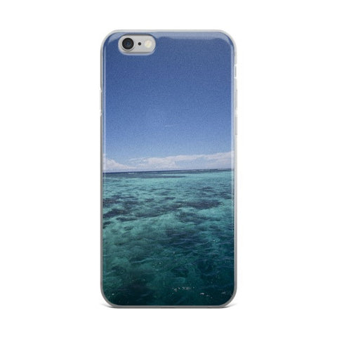 Fijian Ocean iPhone case - Pzella Accessories nickel free jewellery