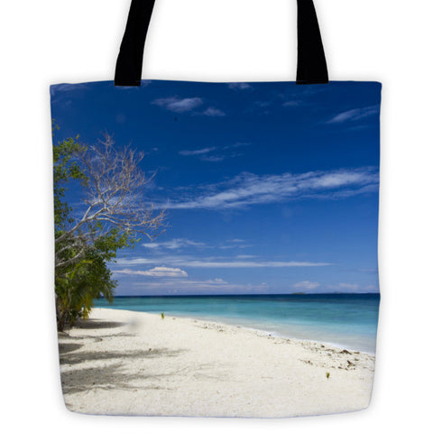 Fijian Island Tote bag - Pzella Accessories nickel free jewellery