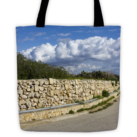 Gozo Tote bag - Pzella Accessories nickel free jewellery