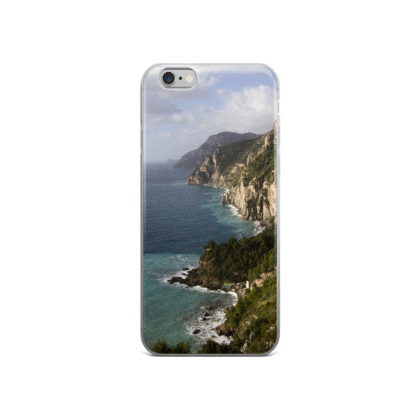 Amalfi Coast iPhone case - Pzella Accessories nickel free jewellery