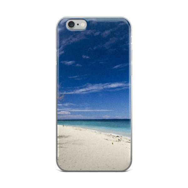 Fijian Island iPhone case - Pzella Accessories nickel free jewellery