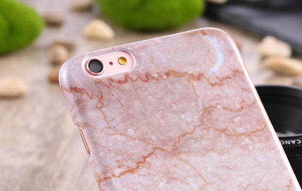 Marble iPhone Case 6/6 S/7 - Pzella Accessories  - 12