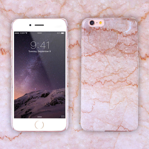 Marble iPhone Case 6/6 S/7 - Pzella Accessories  - 1