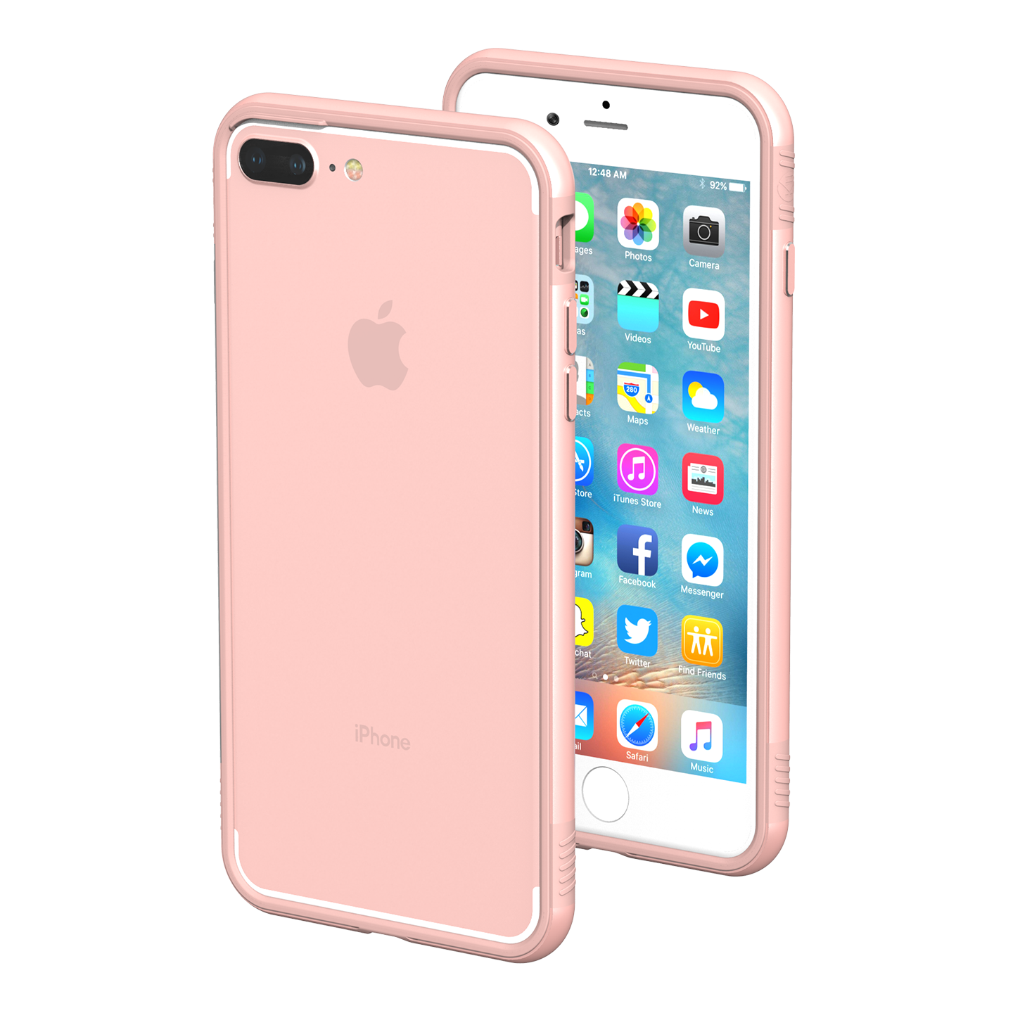 iPhone 7/8 Plus Cases , K11 Bumper