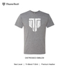 Distressed TT Icon Premium Heather Tee
